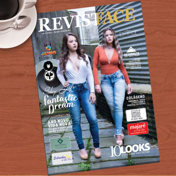 Revista Face de Rio do Sul